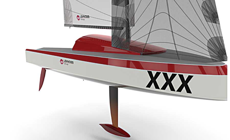 3D-Printed Sailboat to Compete in Race