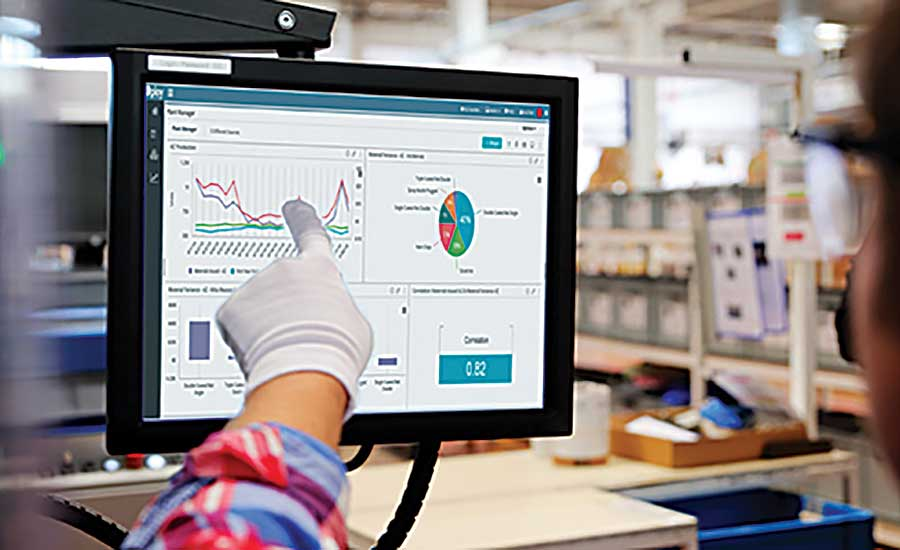 Data Analytics and the Smart Factory