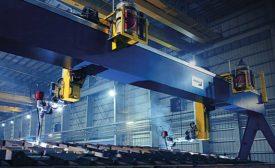 Welding System Sharpens Shipbuilder's Future Focus