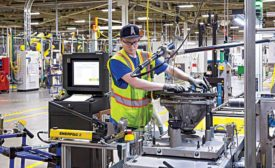 Humans Still Rule on Assembly Lines