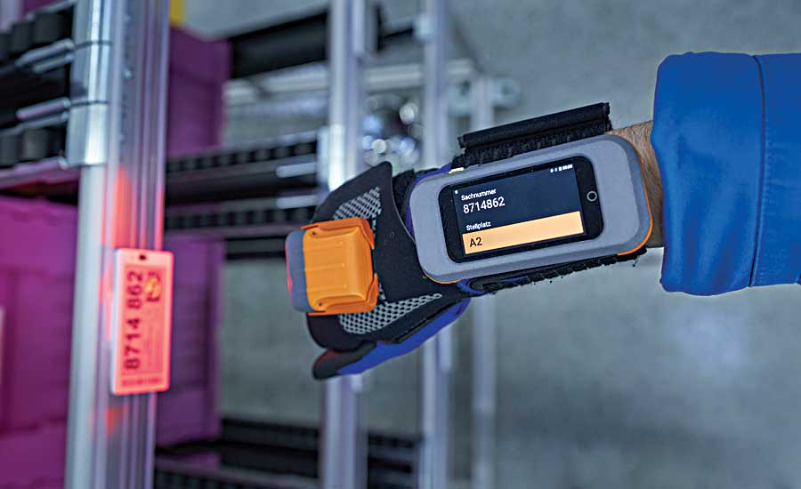 High-Tech Tools Improve Material Handling at BMW
