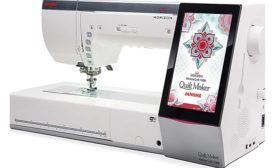 ERP Software Provides Seamless Transition for Janome Sewing