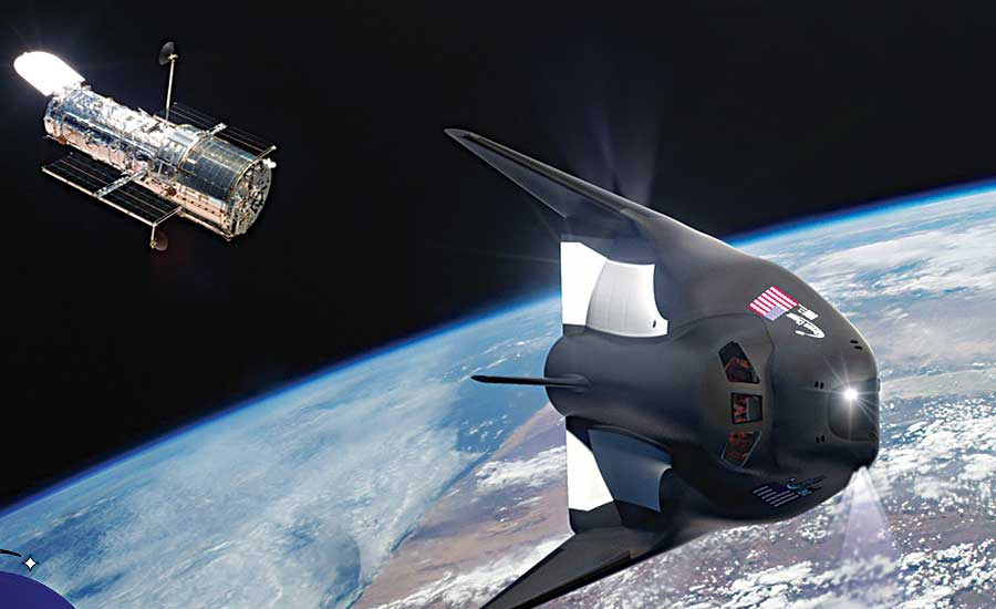 Test System Makes Dream of Reusable Spacecraft a Reality