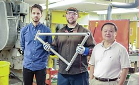 Nanotech Enables Engineers to Weld Aluminum Alloy