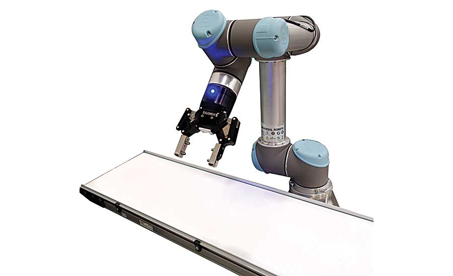 Software Plug-in Expands UR Cobot Capabilities