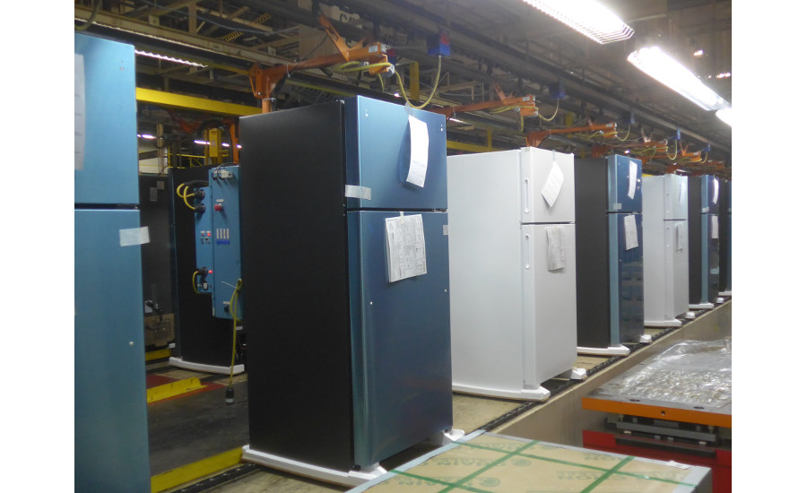 2019 Assembly Plant of the Year: Refrigerator Production Heats Up at GE Appliances