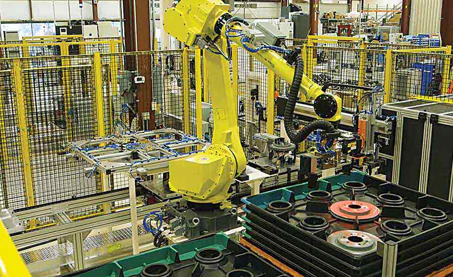 Automated Assembly System Roundup