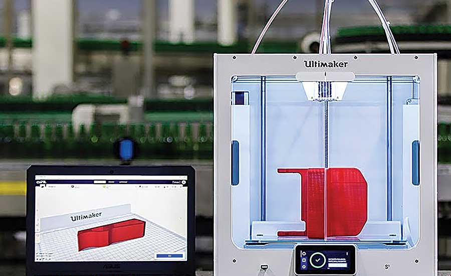 Heineken Happily Makes a Toast to 3D Printing