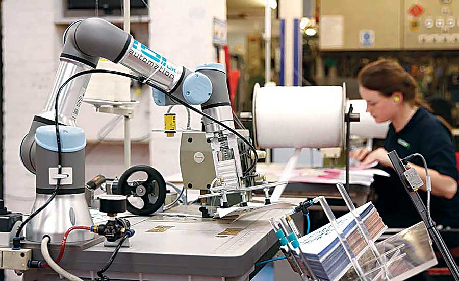 Small Robots Play a Big Role in Automation