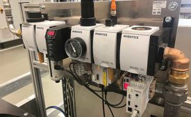 Smart Pneumatic Monitoring Brings BSH Closer to Carbon-Neutral Production