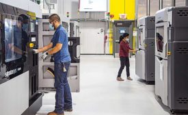 Additive manufacturing goes mainstream