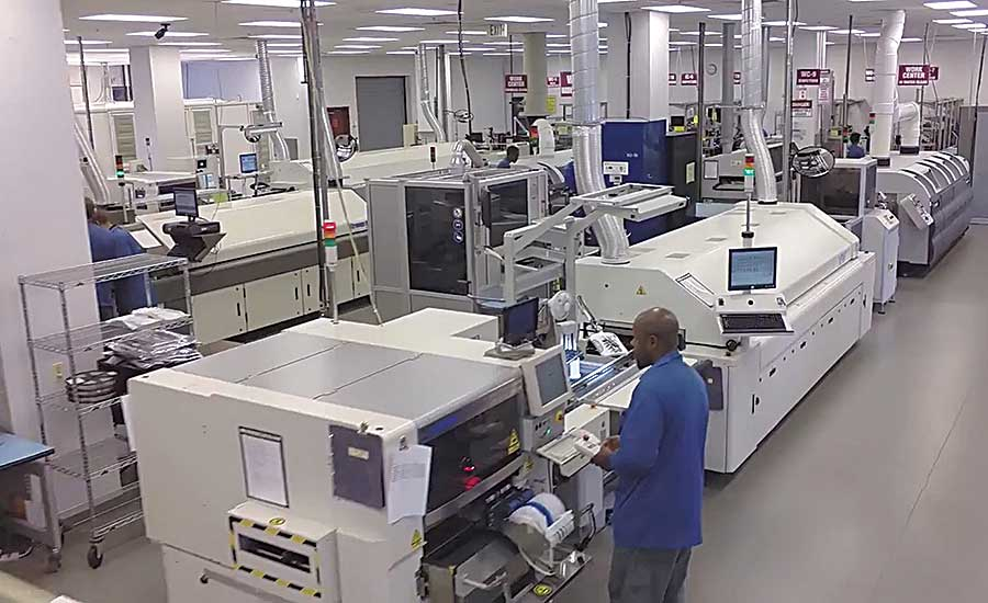 Reshoring Product Assembly