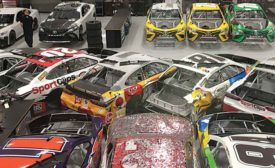 Measurement Tools Help Joe Gibbs Racing Achieve Peak Performance