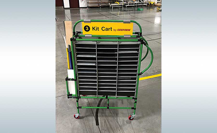 kitting cart