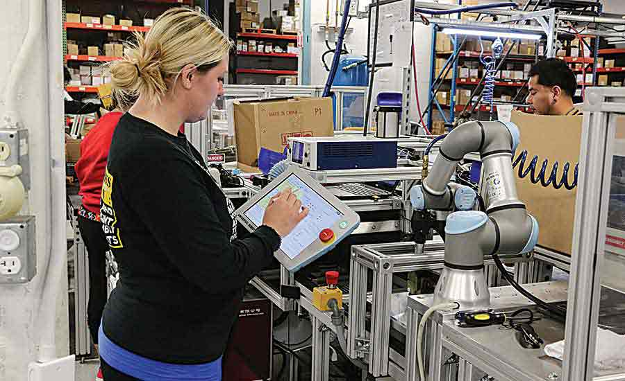 Industry 4.0 for the Small Shop