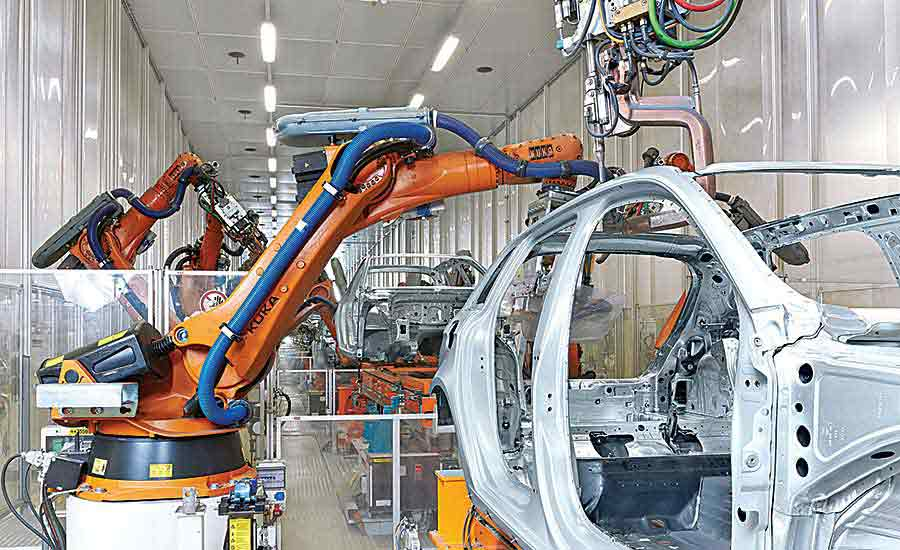 Welding in the Age of Industry 4.0