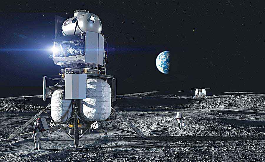 Innovative Spacecraft May Enable New-Age Lunar Landings