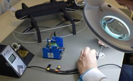 Soldering Tools Keep UAVs Flying High