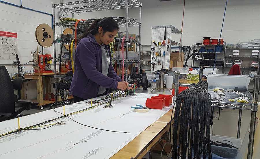 Culture Drives Efficiency and Quality at Wire Harness Manufacturer