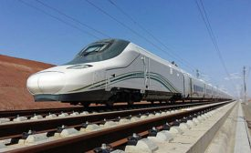 High-Speed Rail Demands Light Railcars