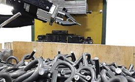 Wire Maker Gets Hooked on Robotic Bin Picking