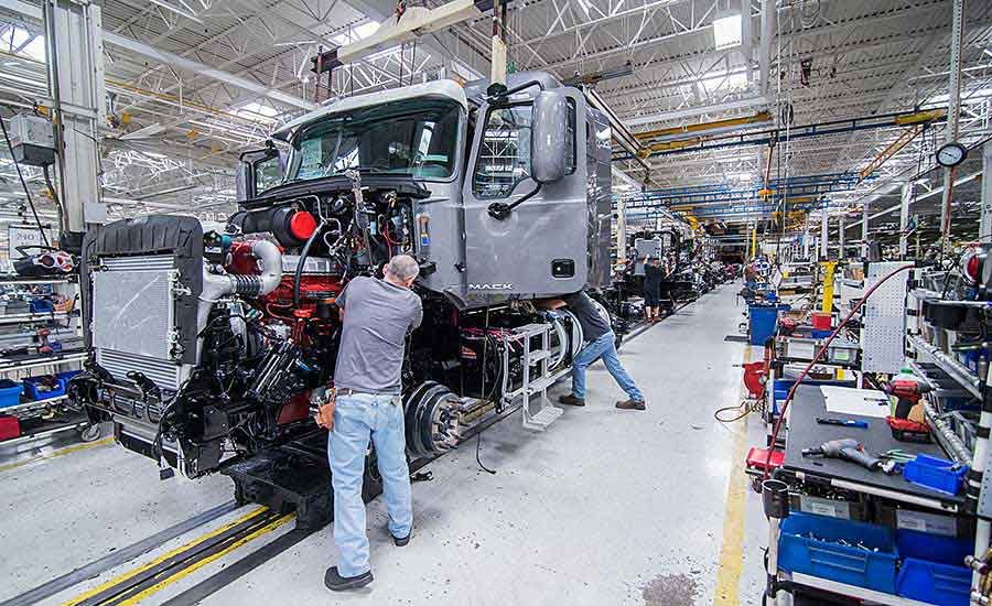 Five Things: Truck Manufacturing   2020-11-09   ASSEMBLY