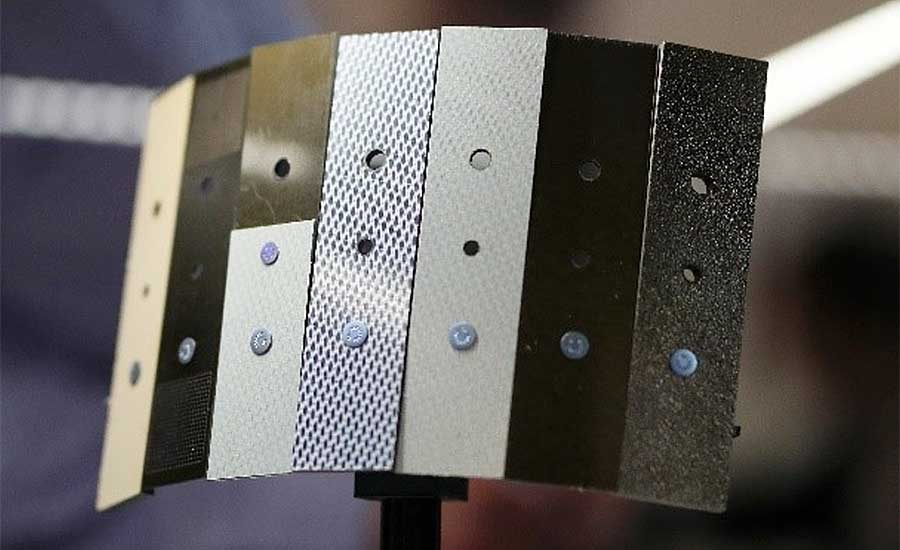 Laser Efficiently Drills Rivet Holes in Composites