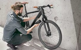 Adhesives Assemble Motors for Electric Bike
