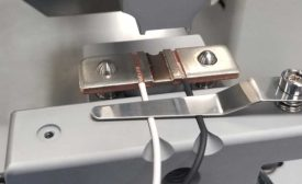 Ultrasonic Welding of Wire to Metal