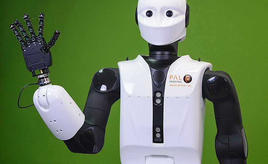 Cosmetics first: Shiseido pilots humanoid robots on its ...  |Humanoid Robot Assembly