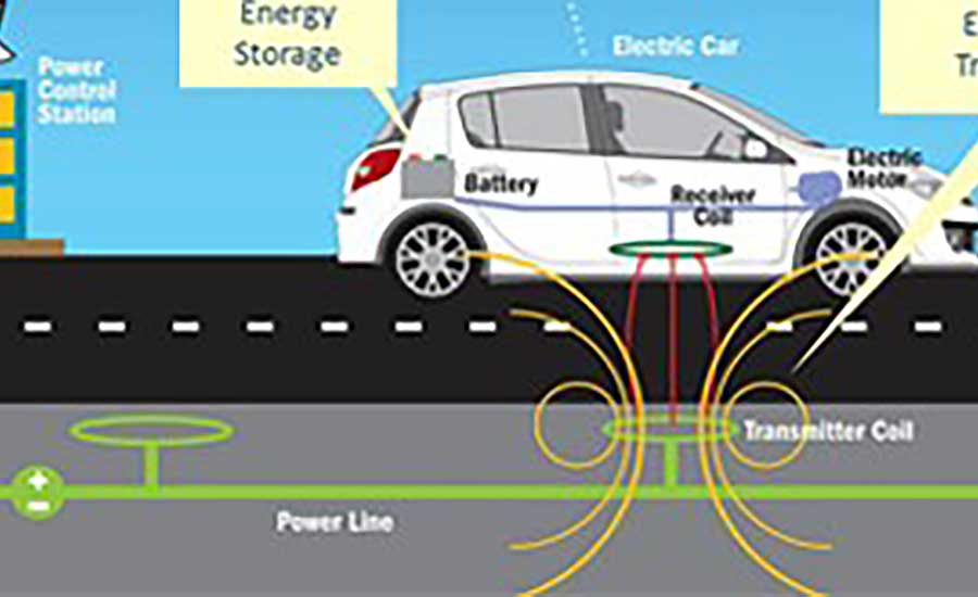 Engineers Race to Develop Wireless Charging Technology