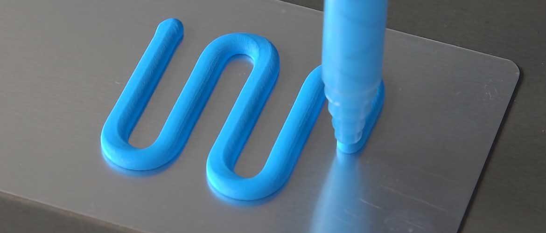 Dispensing Filled Materials