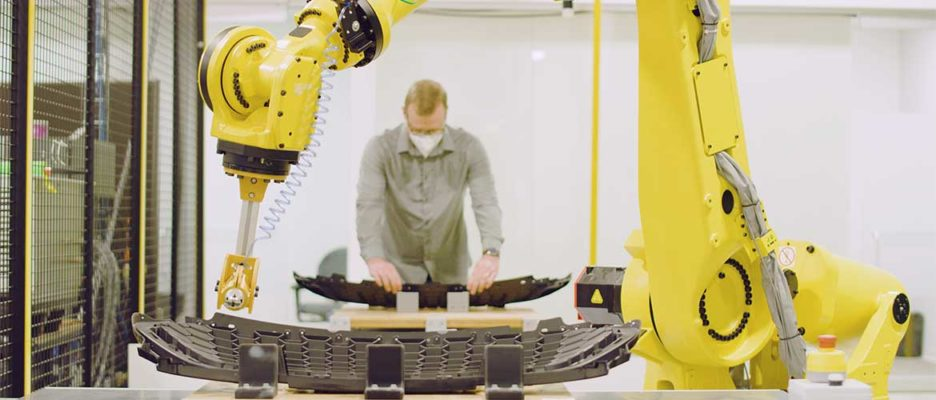 Sensors for Working Safely With Robots