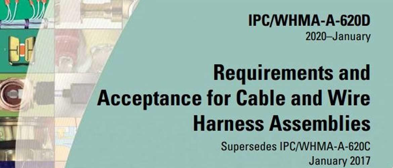 IPC-WHMA-A-620 Gets an Update