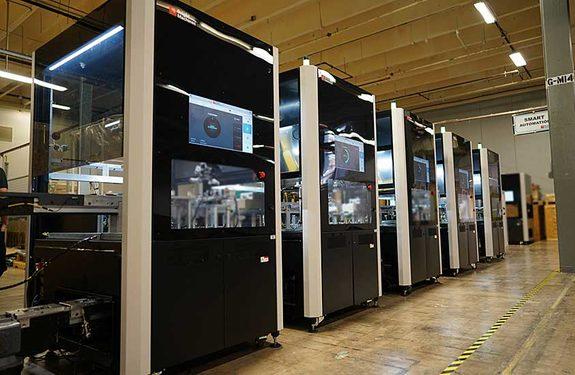 Flexible, Robotic Cells Automate Back-End Assembly Processes