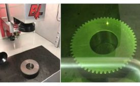 Laser Marking Enhances Appeal of Precision Gears