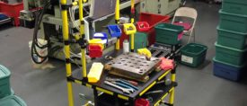 Mobile Workstations for Flexible Assembly