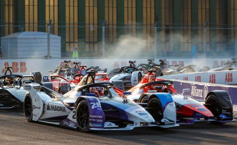 EV Racing Revs Up