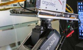 Robots Automate Testing of Nanosatellites