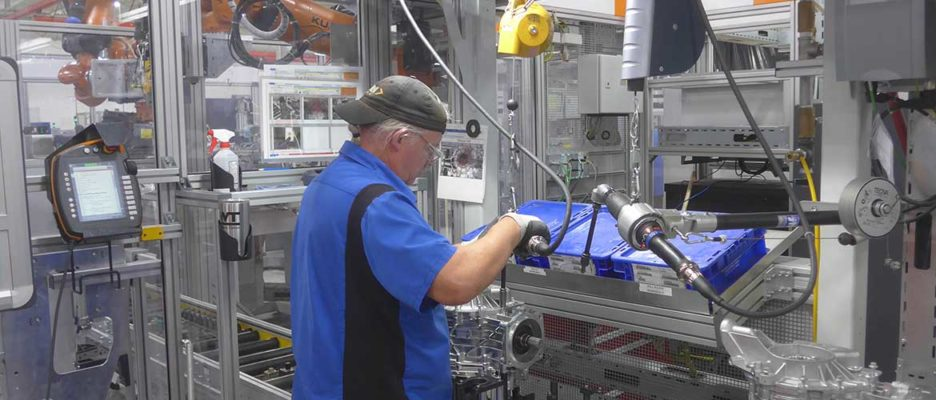 2021 Assembly Plant of the Year: GKN Drives Transformation With New Culture, Processes and Tools