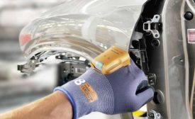 Bar Code Scanners Fit Automotive Manufacturers Like a Glove