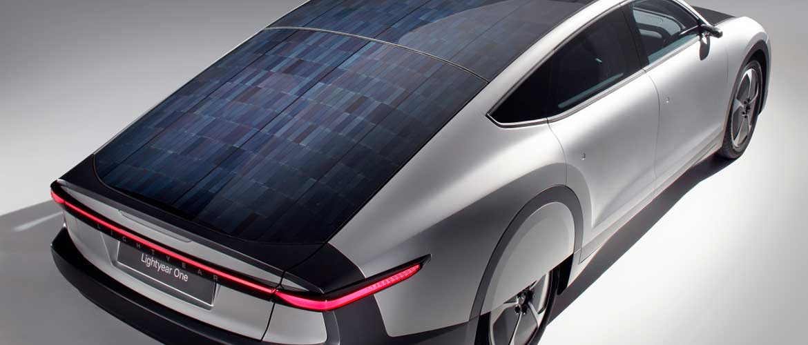 Automakers Are Developing Solar-Powered Vehicles