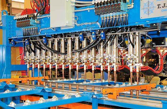 Optimizing the Spot Welding Process