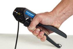 Handheld crimping tools