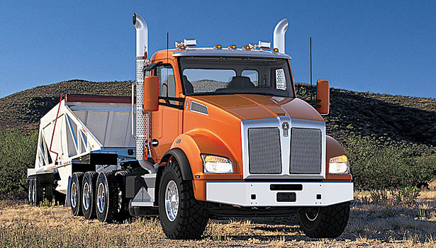 Kenworth new assembly tools