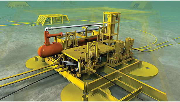 Oil-field equipment