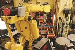 Bradford white automated system
