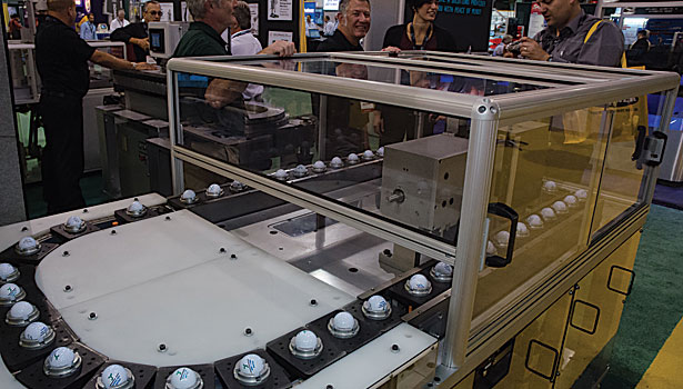 sterlon components at assembly show