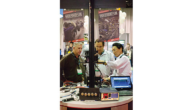 ingersoll rand at assembly show