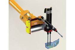 Robotic screwdriving